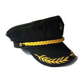 Shop Yacht Captains Hat UK | Yacht Captains Hat free
