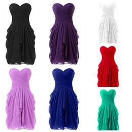 2018 europäischen Frühling neue BH V-Ausschnitt Rock Chiffon Gurt Minikleid / zarte Brautjungfer Kleid / mehr Stile bitte Shop-Auswahl