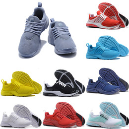 TOP Presto 5 BR QS Breathe Black White Yellow Red EP Men Women Running  Shoes Prestos Sports Shoe LIGHTWEIGHT Walking Mens designer Sneakers 431674ed9