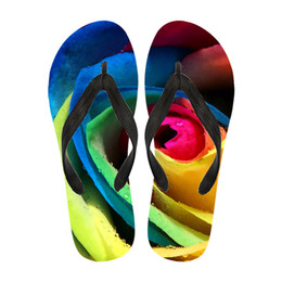 90f5acfd3 Fashion Personalized Beach Flip-flop Custom High Quality Rubber Flat Sandals  for Casual Slipper Working Beach for Men