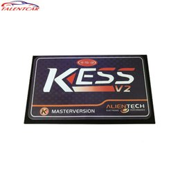 ecu programmer kit Australia - Sale Promotion V2.23 KESS V2 OBD2 Manager Tuning Kit HW V4.036 No Tokens Limited Master Version ECU Programmer Update Repair Software