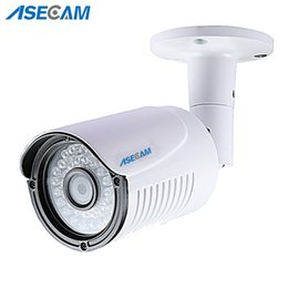 Network webcam online shopping - New HD P IP Camera LED Infrared Night V POE Outdoor Security Network Onvif Video Surveillance P2P Webcam Xmeye