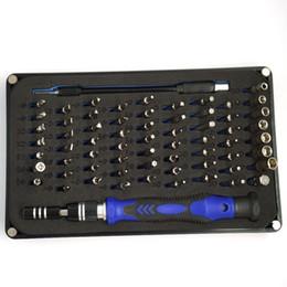 Electronic Tools Australia - 64 in 1 Portable Multifunction Mobile Phone Repair Screwdriver Set Home Electronics Tablet PC Repairs Hand Tools 10set