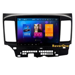 Chinese  For Mitsubishi Lancer 10 EVO GaLant Fortis Ispira X Android 6.0 Octa Core Autoradio Car Radio Stereo GPS Navigation Multimedia Media System manufacturers