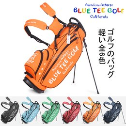 Wholesale brand Blue Tee G Kids children junior golf bags boys girls cute golf bags the price just for the bag no clubs in bag