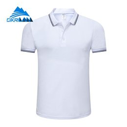 sports polo shirts wholesale 2019 - New Summer Ladies Short Sleeve Quick Dry Sport Polo Shirt Outdoor Camping Cycling Hiking T-shirt Women Running Tennis T