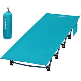 $enCountryForm.capitalKeyWord NZ - Ultralight Folding Tent Camping Cot Bed Portable Compact for Outdoor Travel Base Camp Hiking Mountaineering 2018 New Arrivals