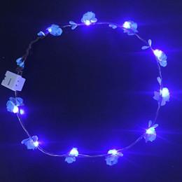 $enCountryForm.capitalKeyWord NZ - Light Wreath Headdress Children Toy Veil Flash Wreath Led Rosette Hot Kids Gift