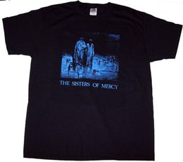 T shirT soul fashion online shopping - THE SISTERS OF MERCY Body And Soul T Shirt Men MEDIUM LARGE