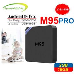 $enCountryForm.capitalKeyWord Australia - New M95 PRO Android 7.1 TV Box Allwinner H3 Quad Core 1GB 8GB 2GB 16GB 4K H.265 1080P media players PK MXQ PRO RK3229 X96 MINI S905W