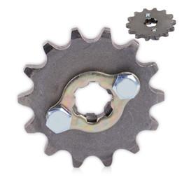Опт 428 10-19T зуб 17 мм передняя Звездочка двигателя для Taotao ATV Pit Bike 50 90 110 125cc мотоцикл