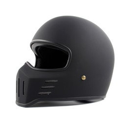China Japan brand&CO Tokyo retro harley style full face motorcycle helmet-01 chopper style vintage motorbike helmets casco moto cheap tokyo japan suppliers
