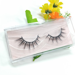 $enCountryForm.capitalKeyWord UK - 2018 Seashine Beauty mink eyelashes 3D MINK False Eyelashes Messy Cross Dramatic Fake Eye Lashes Professional Makeup Lashes free shipping