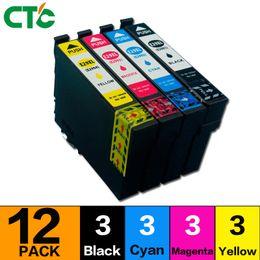 Ink cartrIdge xp online shopping - 12 Compatible for T299XL Ink Cartridges for Expression Home XP XP XP XP XP XP XP XP