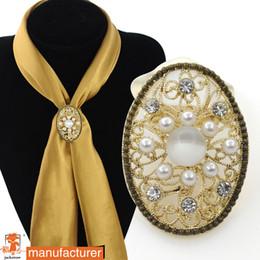 $enCountryForm.capitalKeyWord Australia - High-grade scarf brooch dual-use clip beads diamond cat's eye clothing accessories needle ornaments