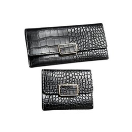 Pieces Clutch Canada - Women Two Piece Set Serpentine Patchwork Wallet Handbag Cardbag Tote Lady Purse
