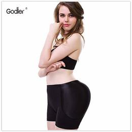 Discount fake butt underwear - Godier Buttock Fake Butt Pants Non-trace Padded Hips Pads Carry Buttock False Ass False Hip Push Up Panties Butt Underwe