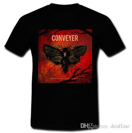 Logo Shirts For Men Australia - The EXIES A Modern Way Of Living With TrAHot CONVEYER when given time to grouth Grunge Band T-shirt S M L XL 2XL Band Logo Tee Shirt For Men