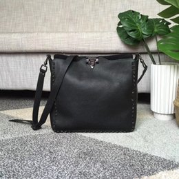 Really Dresses Australia - TOP BLACK New Women'S Fashion Really Big Original Leather Shoulder Bag Shopping Bag Top Fashion Shoulder Bag