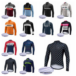 MORVELO Variety team Cycling Winter Thermal Fleece jersey Hot Sale New winter  thermal fleece bike clothing Z91302 c54a08ce7