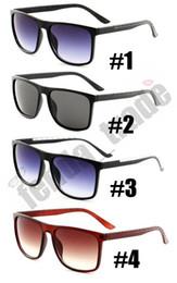 waterproof sun shades 2019 - Promotion brand Style MOQ=10pcs Glasses For Men Summer Shade Fashion UV400 Protection Sport Sunglasses Men Sun glasses H