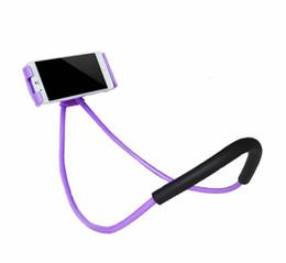 Hands Free Phone Holder Australia - Universal Lazy Phone Holder 360 Degree Rotation Flexible Phone Selfie Holder Lazy Bed Tablet Car Mount Hands Free Phone Holder