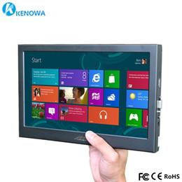 Новый 10,1-дюймовый ЖК-дисплей с диагональю экрана 1080 x 800 точек IPS для PS3 / PS4 / XBOx360 GAME с встроенным интерфейсом VGA / HDMI Spea