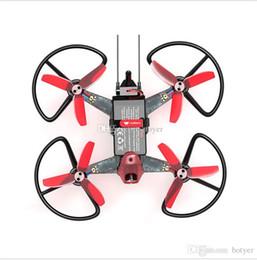 Walkera Rodeo 110 BNF No TX 110 mm RC FPV Racing Drone Quadcopter (con cámara 600TVL / batería / cargador) F19842