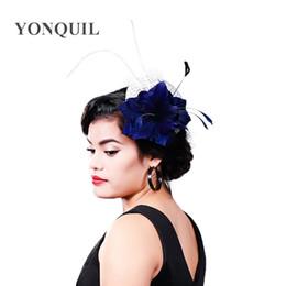 16 colors elegant Ladies royal fascinators b0598ff24a83