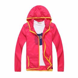 $enCountryForm.capitalKeyWord Canada - 2018 north Fashion child Quick Dry Hiking Jackets Waterproof Sun-Protective Outdoor Sports face Coats Skin Male Female Windbreaker