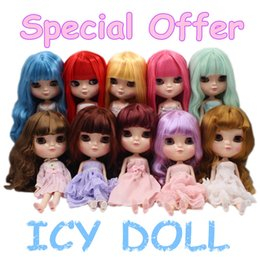 like dolls 2019 - Special Offer ICY Doll like Blyth With Makeup Low Price Different Styles Nude Doll Suitable for DIY Free Shipping cheap