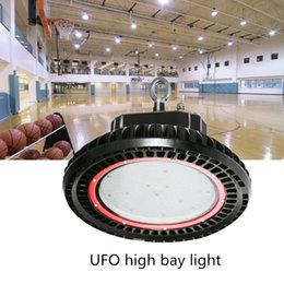 Shop wholeSale factory online shopping - New Generation w w LED UFO High Bay Light Commercial Industrial Warehouse Factory Lighting Shop Lamp Fixture LM W K ETL DLC