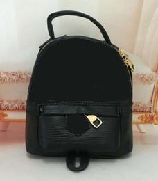 $enCountryForm.capitalKeyWord NZ - 2018 famous brand Designer epi small women backpack fashion shoulder bags school backpacks bag purse handbags 18x9x23cm khaki black red
