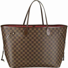 China GM N51106 Damier Ebene shopping bag HANDBAGS SHOULDER MESSENGER BAGS TOTES ICONIC CROSS BODY BAGS TOP HANDLES CLUTCHES EVENING suppliers