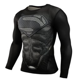 545557e76a66 NEW 2018 Punisher Rashgard Running Shirt Men T-shirt Long Sleeve  Compression Shirts Gym T-shirt Fitness Sport Shirt Men
