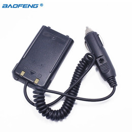 Baofeng radio car charger online shopping - Baofeng BF UVB3 plus Dc12v Car Charger Battery Eliminator for BAOFENG BF UVB3 plus Walkie Talkie Two Way Radio