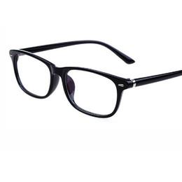 cfe3712c274 2018 New Fashion Retro rivet frame Eyeglasses Frame Men Women Anti-Blu-ray  Anti-radiation lens Eye Glasses Frames for Myopia Glasses