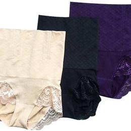 Discount body magic waist corset shaper - Women High Waist Pants Slimming Tummy Control Knickers Pants Pantie Briefs Shapewear Magic Body Shaper Lady Corset Under
