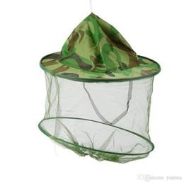 $enCountryForm.capitalKeyWord Australia - 1pc Fishing Hat Insect Bee Mosquito Resistance Bug Net Mesh Head Face Protector Cap Sun