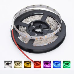 smd led pack Australia - 5m pack LED Strip light Non Waterproof 5m SMD 2835 Brighter Than 3528 5050 Flexible DC 12V 300LEDs Home Christmas Party Tape