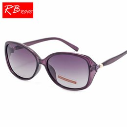Sunglasses Shops NZ - RBROVO 2018 Fashion Vintage Polarized Sunglasses Woman Round Frame HD Korean Eyeglasses Oculos Shopping Party Sunglasses Women