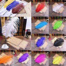 11 cores Da Pena Da Pena Da Pena Caneta Esferográfica 11colors Canetas Esferográficas Para O Presente de Casamento Escrita Da Escola Escritório Supplie LJJG488 50 pcs