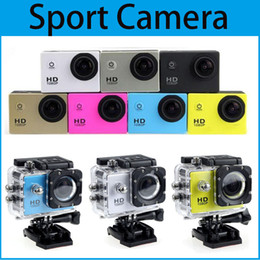 video lcd screen 2019 - SJ4000 1080P Full HD Action Digital Sport Camera 2 Inch Screen Under Waterproof 30M DV Recording Mini Sking Bicycle Phot