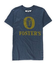 $enCountryForm.capitalKeyWord NZ - Mad Engine Mens Foster's Graphic T-Shirt nvh S