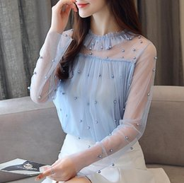 Blouses & Shirts 2019 Summer Fashion Floral Print Women Chiffon Shirts Lantern Sleeves Casual Loose Blouses Ruffled Holiday Fairy Blusas Tops