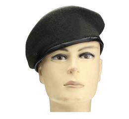 Discount soldier women costume - Unisex Military Army Soldier Beret Hat Men Women Uniform Cap