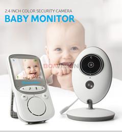 $enCountryForm.capitalKeyWord Australia - Wireless LCD Audio Video Baby Monitor VB605 Radio Nanny Music Intercom IR 24h Portable Baby Camera Baby Walkie Talkie Babysitter