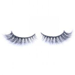 21623f2b859 3D Mink False Eyelashes 100% Handmade Mink Hair Lashes Natural Long Soft  Premium Quality Beauty Makeup Eyelash Extensions