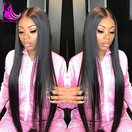 $enCountryForm.capitalKeyWord Australia - Sunny Beauty Brazillian Virgin Human Hair Weave 3 or 4 Bundles Silky Straight Cheap Peruvian Remy Hair Extensions wholesale Indian Malaysian