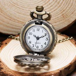 Hollow Watches Men Australia - Elegant Small Hollow Quartz Pendant Pocket Watch With Sweater Chain Gift For Men Women